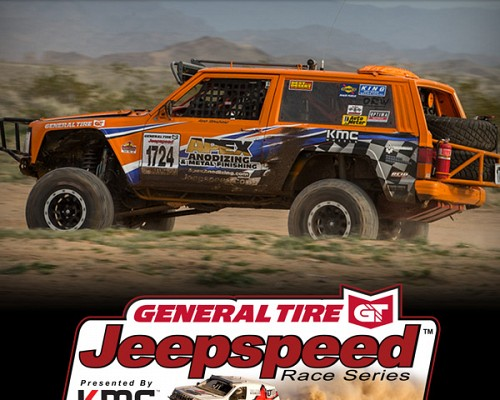 Punishing Parker Course Greets Jeepspeed Racers At Season Opener