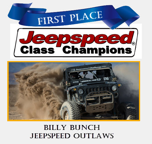 Jeepspeed Off-Road Racing