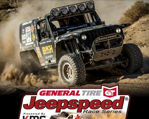 Jeepspeed Championship Decided at Pahrump 250